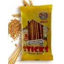 Wholegrain spelt sticks